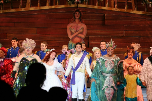 The Little Mermaid at The Muny