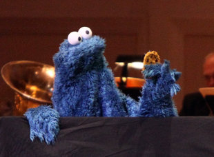 The New York Pops and The Muppets