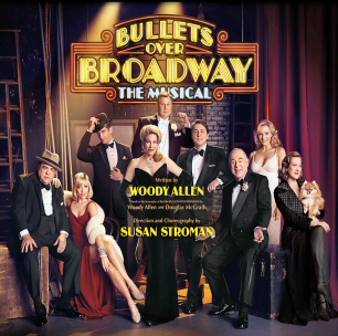 Bullets Over BroadwaySt. James Theatre