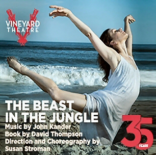 The Beast in the Jungle | The Vineyard Theatre | Off-Broadway Premiere