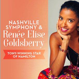 Nashville Symphony | Renée Elise Goldsberry  | Concert
